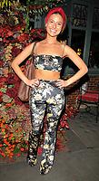 Lara Fraser at the Ivy Chelsea Garden's Winter Garden launch party, The Ivy Chelsea Garden, King's Road, London, England, UK, on Sunday 05 November 2017.<br /> CAP/CAN<br /> &copy;CAN/Capital Pictures