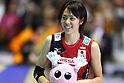 Saori Sakoda (JPN), November 16,2011 - Volleyball : FIVB Women's World Cup 2011, 4th Round match between Japan 3-0 Kenya at Yoyogi 1st Gymnasium, Tokyo, Japan. (Photo by Daiju Kitamura/AFLO SPORT) [1045]