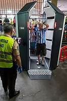 Security measures of the police in the previous moments of Copa del Rey (King's Cup) Final between Deportivo Alaves and FC Barcelona at Vicente Calderon Stadium in Madrid, May 27, 2017. Spain.. (ALTERPHOTOS/Rodrigo Jimenez) /NortePhoto.com