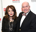 Stockard Channing and Jack O'Brien attends the 2016 Manhattan Theatre Club's Fall Benefit at 583 Park Avenue on November 21, 2016 in New York City.