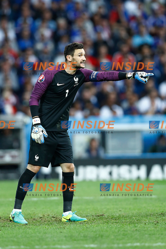 Hugo Lloris France<br /> Lille 19-06-2016 Stade Pierre Mauroy Footballl Euro2016 Switzerland - France  / Svizzera - Francia Group Stage Group A. Foto Matteo Ciambelli / Insidefoto