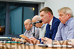 Time Murphy, Kerry County Board Chairman at the Kerry County Board meeting on Monday night where Peter Keane has been ratified to replace Eamonn Fitzmaurice as Kerry manager on a three-year term.