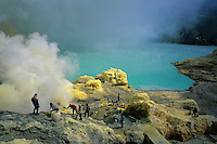 Kawah Ijen, Java, Indonesia, 2002