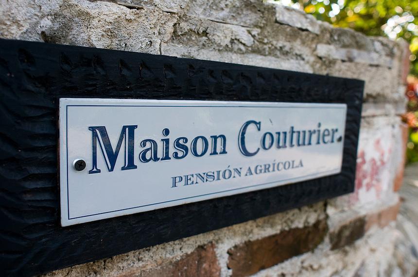Maison Coutourier, boutique hotel ranch in San Rafael, Veracruz owned by Grupo Habita.
