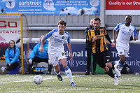 Alfie Rutherford of Havant and Waterlooville in action during Maidstone United vs Havant and Waterlooville, Vanarama National League Football at the Gallagher Stadium on 9th March 2019