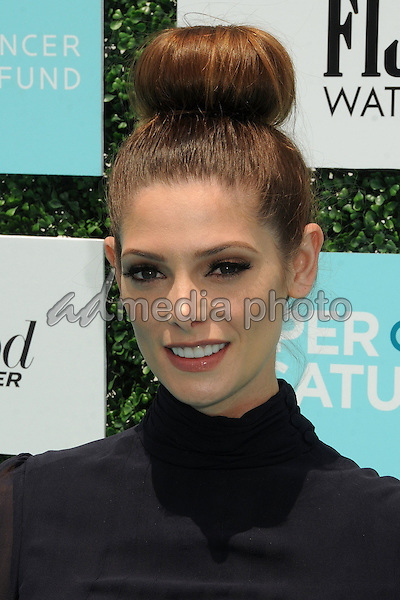 16 May 2015 - Santa Monica, California - Ashley Greene. 2nd Annual OCRF Super Saturday LA held at Barker Hangar. Photo Credit: Byron Purvis/AdMedia