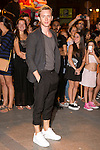 Pablo Rivero attends the party of Nike and Roberto Tisci at the Casino in Madrid, Spain. September 15, 2014. (ALTERPHOTOS/Carlos Dafonte)
