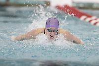2011 Women's Big Ten Swimming & Diving Fri Prelims(NW)