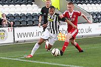 St Mirren v Aberdeen Under 20's 030913