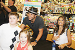 """Days Of Our Lives - Greg Vaughan meets the fans as they sign """"Days Of Our Lives Better Living"""" on September 27, 2013 at Books-A-Million in Nashville, Tennessee. (Photo by Sue Coflin/Max Photos)"""