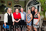 Alzheimer's Dance : Pictured at the North Kerry Alzheimer's Society Dance at the Listowel Arms Hotel on Saturday nigh last were Deirdre O'Connor, Noreen & John O'Connell, Niamh Walsh, Roksana Magdziak & Agata Pach.