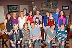 50 Rocks<br /> ------------<br /> Bobby Lara,Ballymac (seated centre) had a great night celebrating his 50th birthday in O'Riada's bar,Ballymac along with many friends and family