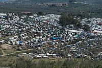 Moria Camp Lesvos March 2020