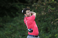 Gerard Dunne (Co. Louth) during the final of the Irish Mid-Amateur Open Championship, Royal Belfast Golf CLub, Hollywood, Down, Ireland. 29/09/2019.<br /> Picture Fran Caffrey / Golffile.ie<br /> <br /> All photo usage must carry mandatory copyright credit (© Golffile   Fran Caffrey)