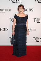 Judy Kaye at the 66th Annual Tony Awards at The Beacon Theatre on June 10, 2012 in New York City. Credit: RW/MediaPunch Inc.