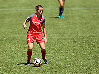 Portland, OR - Saturday July 15, 2017: Ashleigh Sykes during a regular season National Women's Soccer League (NWSL) match between the Portland Thorns FC and the North Carolina Courage at Providence Park.