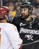 Steven Whitney (BC - 21), ? - The Boston College Eagles defeated the Providence College Friars 4-2 in their Hockey East semi-final on Friday, March 16, 2012, at TD Garden in Boston, Massachusetts.