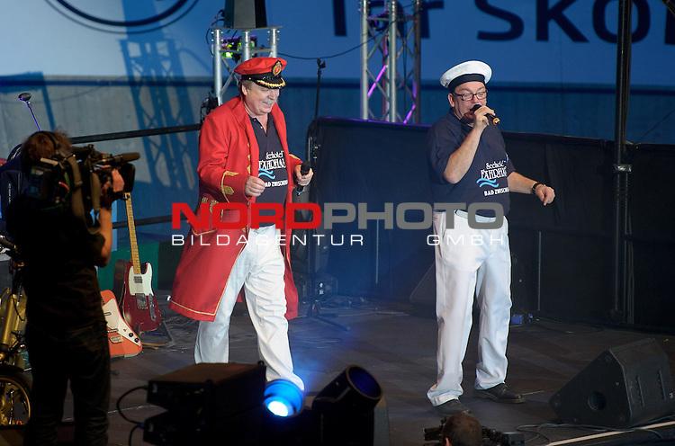 14.01.2014, &Ouml;VB Arena, Bremen, GER, Sixdays Bremen, im Bild Klaus und Klaus<br /> <br /> Foto &copy; nordphoto / Frisch