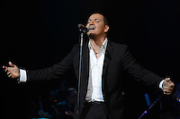 HOLLYWOOD FL - MAY 22 : Victor Manuelle performs at Hard Rock live at the Seminole Hard Rock hotel & Casino on May 22, 2012 in Hollywood, Florida. Credit: mpi04/MediaPunch Inc.