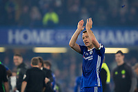 Chelsea's John Terry acknowledges the crowd after the game        <br /> <br /> <br /> Photographer Craig Mercer/CameraSport<br /> <br /> The Premier League - Chelsea v Watford - Monday 15th May 2017 - Stamford Bridge - London<br /> <br /> World Copyright &copy; 2017 CameraSport. All rights reserved. 43 Linden Ave. Countesthorpe. Leicester. England. LE8 5PG - Tel: +44 (0) 116 277 4147 - admin@camerasport.com - www.camerasport.com