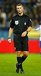 Nederland, Arnhem, 6 oktober 2012.Eredivisie.Seizoen 2012-2013.Vitesse-SC Heerenveen (3-3).Scheidsrechter Richard Liesveld