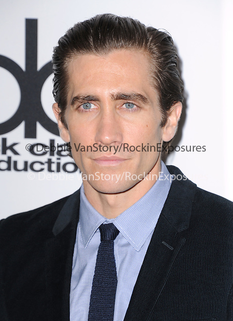 Jake Gyllenhaal attends The 17th Annual Hollywood Film Awards held at The Beverly Hilton Hotel in Beverly Hills, California on October 21,2012                                                                               © 2013 Hollywood Press Agency