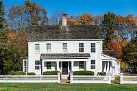Charming New England house, Redding, Connecticut, USA