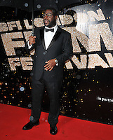 Steve McQueen at the 60th BFI London Film Festival Awards 2016, Banqueting House, Whitehall, London, England, UK, on Saturday 15 October 2016.<br /> CAP/CAN<br /> &copy;CAN/Capital Pictures /MediaPunch ***NORTH AND SOUTH AMERICAS ONLY***