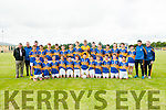 The St. Senan's U/14 team that took part in  the Feile this weekend.
