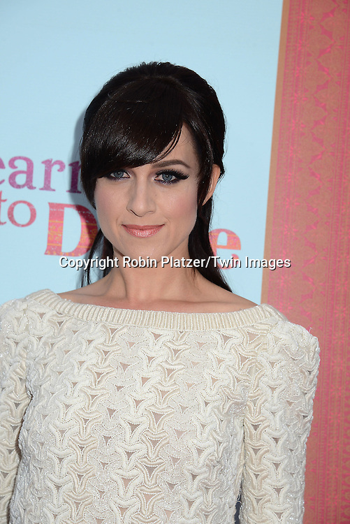 Lena Hall attends the NewYork VIP Premiere of &quot;Learning to Drive&quot;<br /> on August 17, 2015 at The Paris Theatre in New York City, New York, USA. <br /> <br /> photo by Robin Platzer/Twin Images<br />  <br /> phone number 212-935-0770