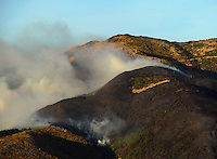 130221 Happy Valley Scrub Fire