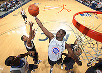 Tracy Abrams at the NBPA Top100 camp June 17, 2010 at the John Paul Jones Arena in Charlottesville, VA. Visit www.nbpatop100.blogspot.com for more photos. (Photo © Andrew Shurtleff)