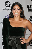 LOS ANGELES, CA - NOVEMBER 8: Gina Rodriguez at the Eva Longoria Foundation Dinner Gala honoring Zoe Saldana and Gina Rodriguez at The Four Seasons Beverly Hills in Los Angeles, California on November 8, 2018. Credit: Faye Sadou/MediaPunch