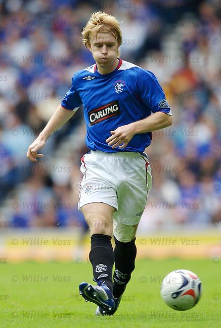 Steven Smith, Rangers.stock season 2006-2007.pic willie vass