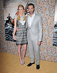 Reid Scott, Elspeth Keller attends The Los Angeles Premiere for the third season of HBO's series VEEP held at Paramount Studios in Hollywood, California on March 24,2014                                                                               © 2014 Hollywood Press Agency