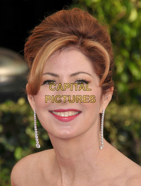DANA DELANY.At The 14th annual Screen Actors Guild Awards (SAG Awards)  held at Shrine Auditorium, Los Angeles, California USA, January 27, 2008..portrait headshot.CAP/DVS.©Debbie VanStory/Capital Pictures