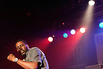 September 6, 2013. Raleigh, North Carolina.<br />  Big Daddy Kane at the Lincoln Theatre.<br /> For the fourth year in a row, bands and fans hit the streets and venues of downtown Raleigh for the HOPSCOTCH music festival.