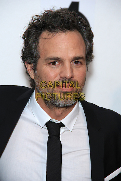 Mark Ruffalo.attend the 2012 Tribeca Film Festival Closing Night Screening of Marvel's 'The Avengers' at the Tribeca Performing Arts Center, New York, NY, USA, .April 28th, 2012..portrait headshot black suit tie beard facial hair  .CAP/LNC/TOM.©LNC/Capital Pictures.