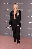 LOS ANGELES, CA - NOVEMBER 04: Kim Kardashian West at the 2017 LACMA Art + Film Gala Honoring Mark Bradford And George Lucas at LACMA on November 4, 2017 in Los Angeles, California. Credit: David Edwards/MediaPunch