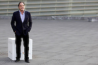 """North American director Oliver Stone posses in the photocall of the """"Untold History of the United States"""" documentary film presentation during the 61 San Sebastian Film Festival, in San Sebastian, Spain. September 24, 2013. (ALTERPHOTOS/Victor Blanco) /NortePhoto"""