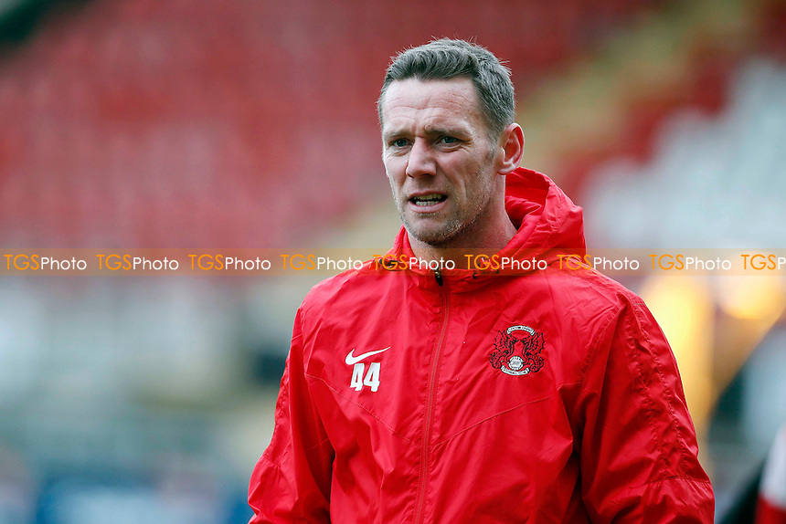 Leyton Orient FC new player/manager Kevin Nolan training at Brisbane Road, Leyton, England on 22/01/2016