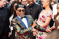 Spike Lee<br /> 14-05-2018 Cannes <br /> 71ma edizione Festival del Cinema <br /> Foto Panoramic/Insidefoto