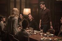 Uma Thurman, AnnaSophia Robb & Noah Silver<br /> Down a Dark Hall (2018) <br /> *Filmstill - Editorial Use Only*<br /> CAP/RFS<br /> Image supplied by Capital Pictures