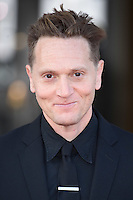 "director, Matt Ross<br /> arrives for the ""Captain Fantastic"" UK premiere as part of the Film Four Summer Screen season at Somerset House, London.<br /> <br /> <br /> ©Ash Knotek  D3145  17/08/2016"