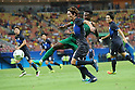 Hiroki Fujiharu (JPN), <br /> AUGUST 4, 2016 - Football / Soccer : <br /> Men's First Round Group B <br /> between Nigeria 5-4 Japan <br /> at Amazonia Arena <br /> during the Rio 2016 Olympic Games in Manaus, Brazil. <br /> (Photo by YUTAKA/AFLO SPORT)