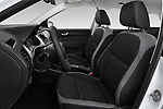 Front seat view of 2019 Skoda Fabia-Combi Ambition 5 Door Wagon Front Seat  car photos