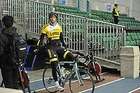 SPEED SKATING: SALT LAKE CITY: 19-11-2015, Utah Olympic Oval, ISU World Cup, training, Sven Kramer (NED), ©foto Martin de Jong