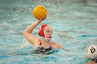 2 February 2007: Heather West during Stanford's 10-6 win over Hawaii at the Avery Aquatic Center in Stanford, CA.