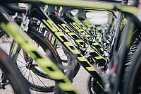 Team Orica-Scott<br /> <br /> 104th Tour de France 2017<br /> Stage 13 - Saint-Girons › Foix (100km)