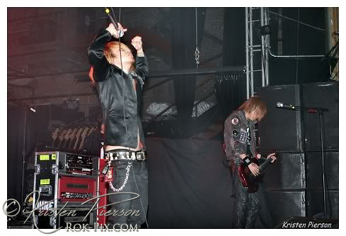Dir En Grey.<br /> Copyright 2007 Kristen Pierson. All rights reserved. Unauthorized use prohibited.